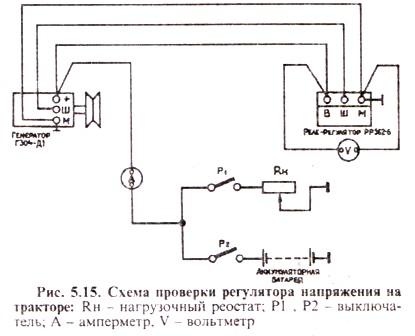 Электрическая схема на canon