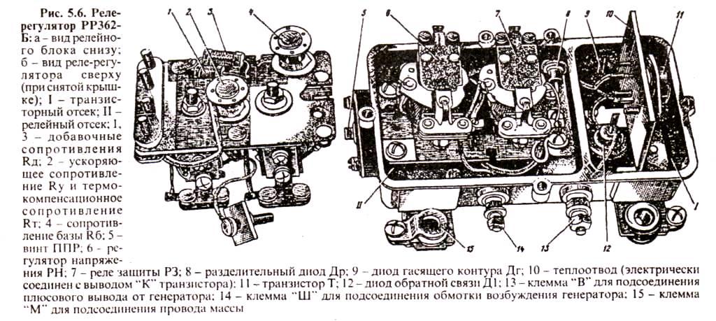 РРЗ62-Б1 или интегральным